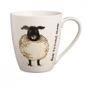 Kubek 350 ml Back To Front Sheep Mug Price & Kensington