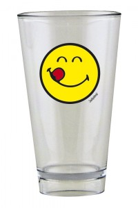 Szklanka 300 ml Yummy Smiley Zak! Designs