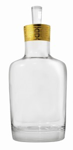 Karafka do whisky 500 ml Hommage Gold Classic Zwiesel