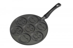 Patelnia do placków SMILEY FACE Nordic Ware