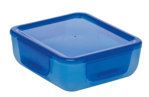 Lunchbox EASY-KEEP LID 0,7 l niebieski Aladdin