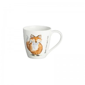 Kubek 350 ml Back to Front Fox Mug Price & Kensington